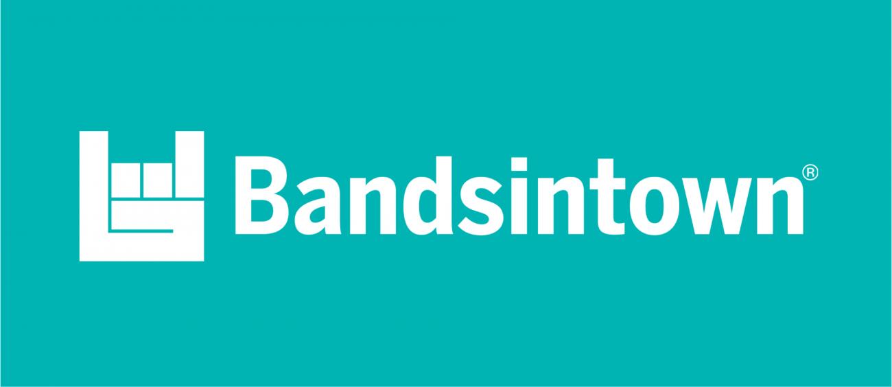 Logo de l'application mobile Bandsintown Concerts