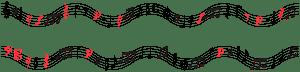 Graphisme - Notation musicale - Erreur 3B (positionnement des figures de silences et autres symboles)