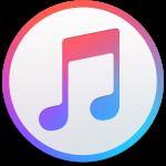 Icône Apple iTunes 12