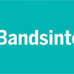 Logo de l'application mobile Bandsintown Concerts